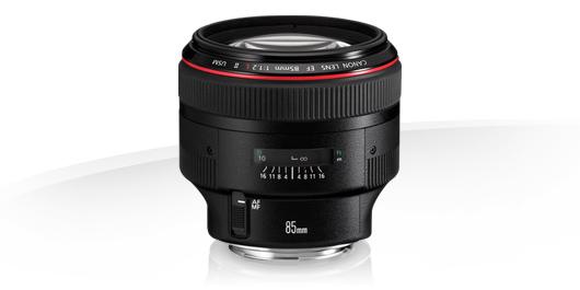 Canon 85mm 1.2L II Opinión